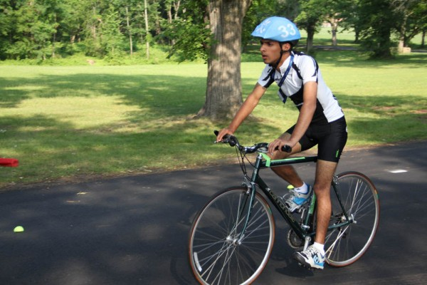 Cycle for the Future Special Olympics