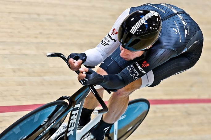 Jens Voigt Trek Factory Team Hour Record