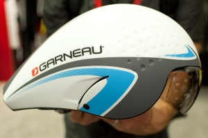 Louis Garneau Cycling Helmet InterBike 2014 David Tsai