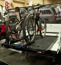 CargoGlide Bike Rack